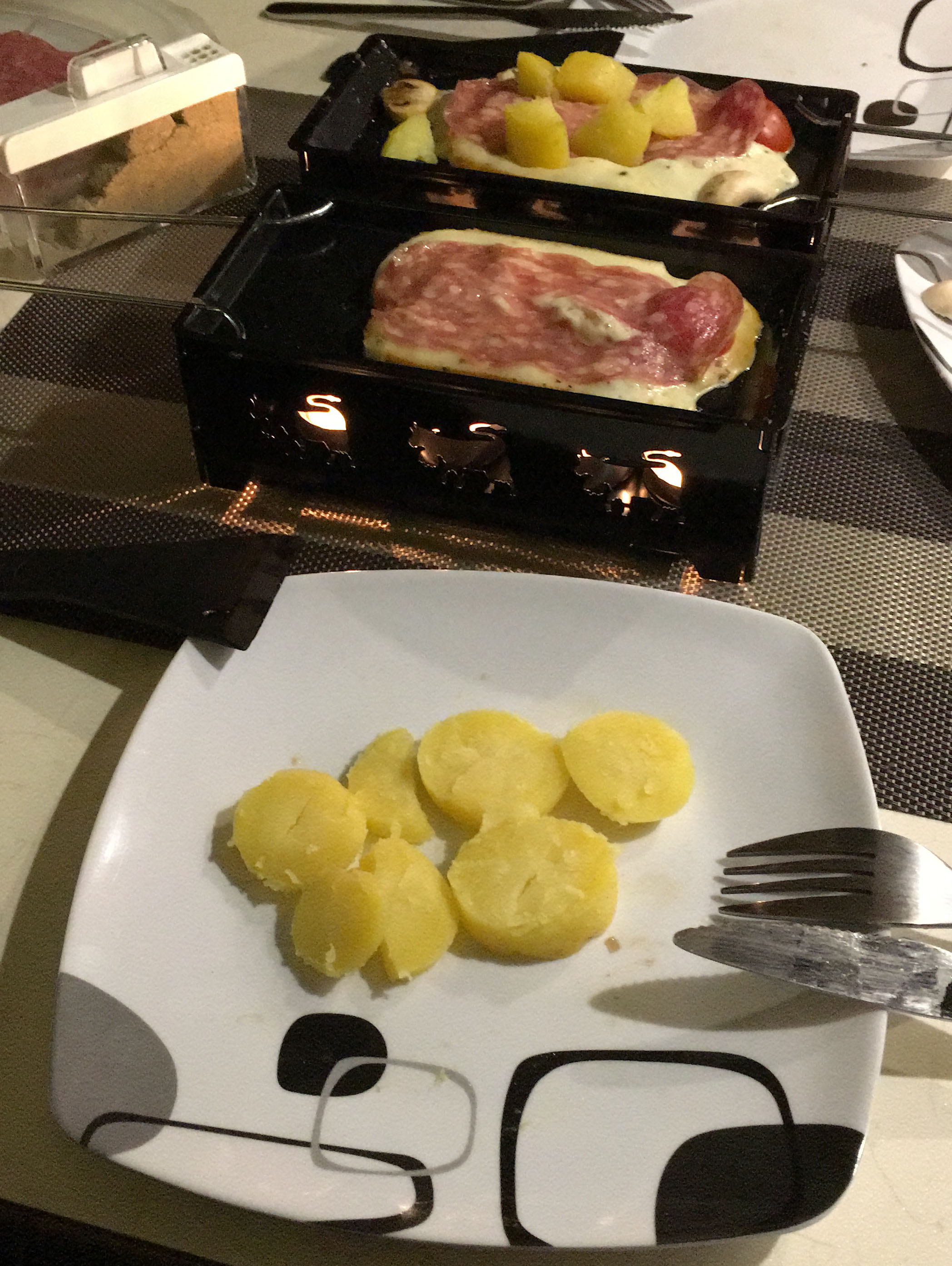 Raclette im Wohnmobil 3