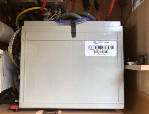 Thema Aufbaubatterie