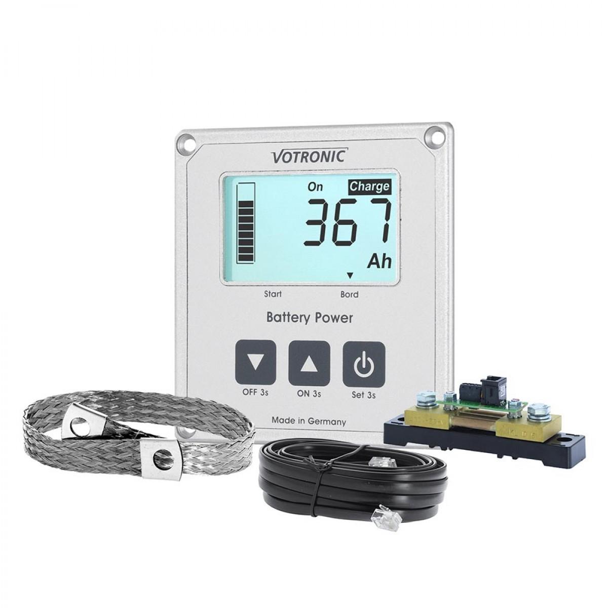 Votronic LCD Batterie Computer 100S 3