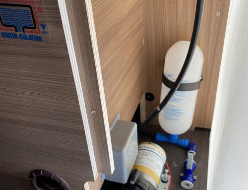 Wasser filtern im Wohnmobil