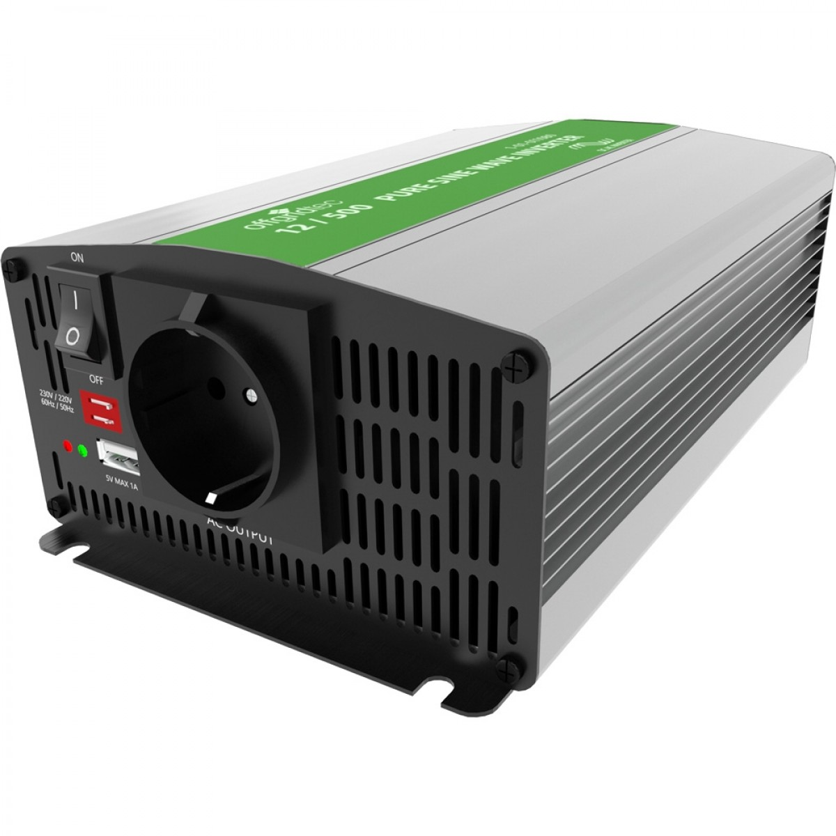 Offgridtec Spannungswandler 400W/500W/1000W 6