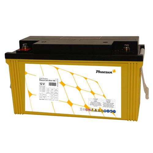 AGM Phaesun Sun Store 12V 150Ah 2