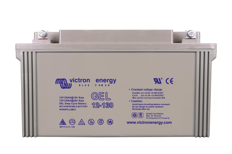 Victron Gel Deep Cycle 12V 130Ah 5