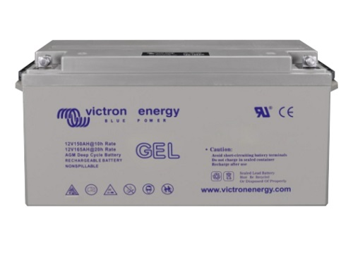 Victron Gel Deep Cycle 12V 165Ah 1