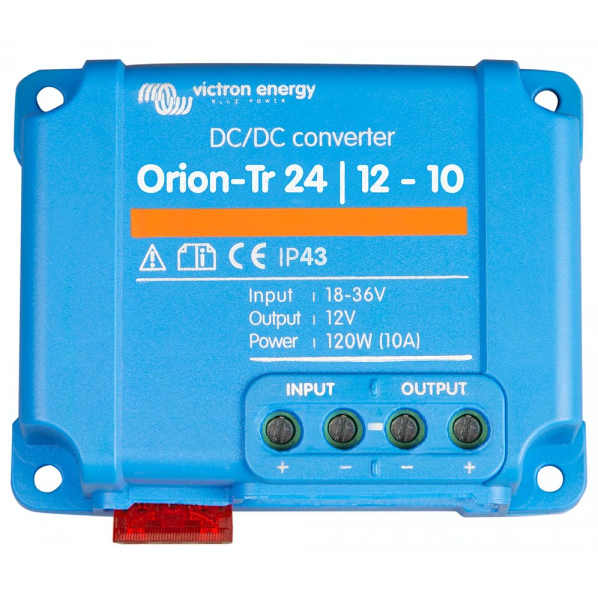 Victron DC/DC Wandler Orion-Tr 24V/12V - 10A 12