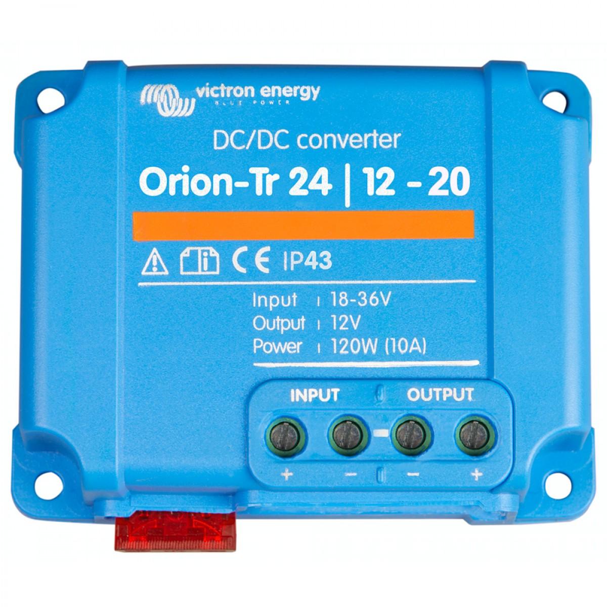 Victron DC/DC Wandler Orion-Tr 24V/12V - 20A 14