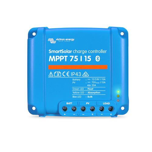 Victron MPPT Smart Solarregler 75V/15A 3