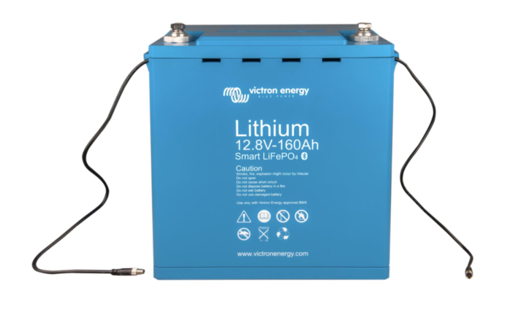 Victron LiFePO4 Smart 160Ah 6