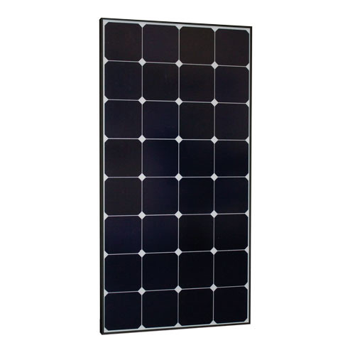 Phaesun Sun Peak SPR 120 schwarz 1