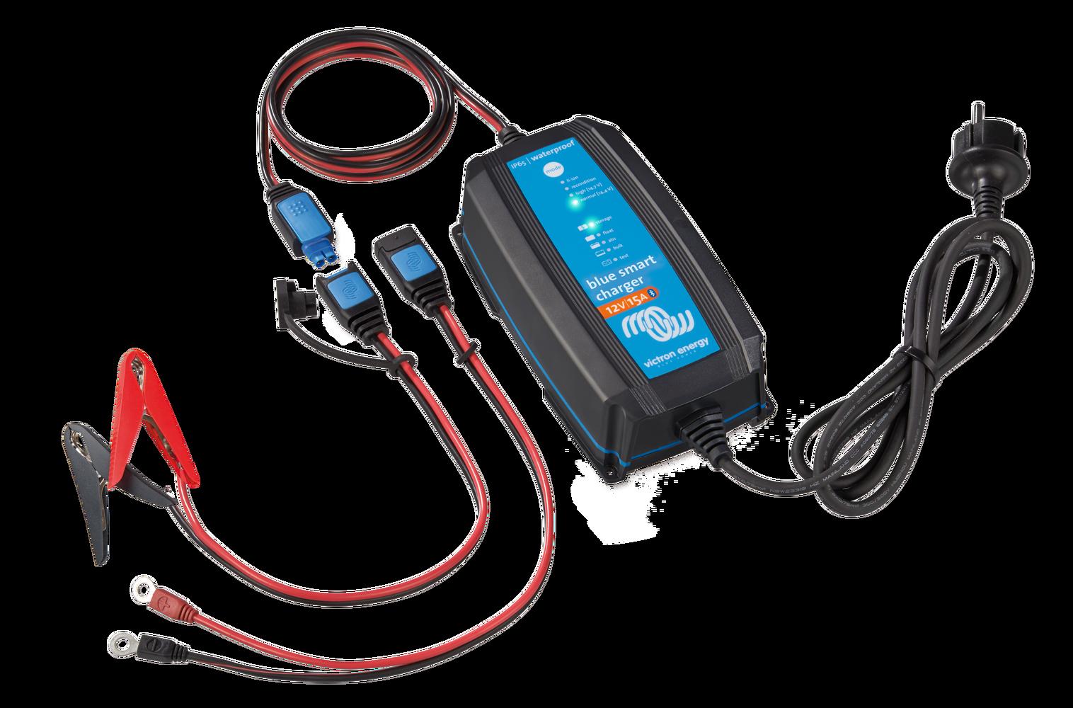 Batterieladegerät Victron Blue Smart 12V/15A 2