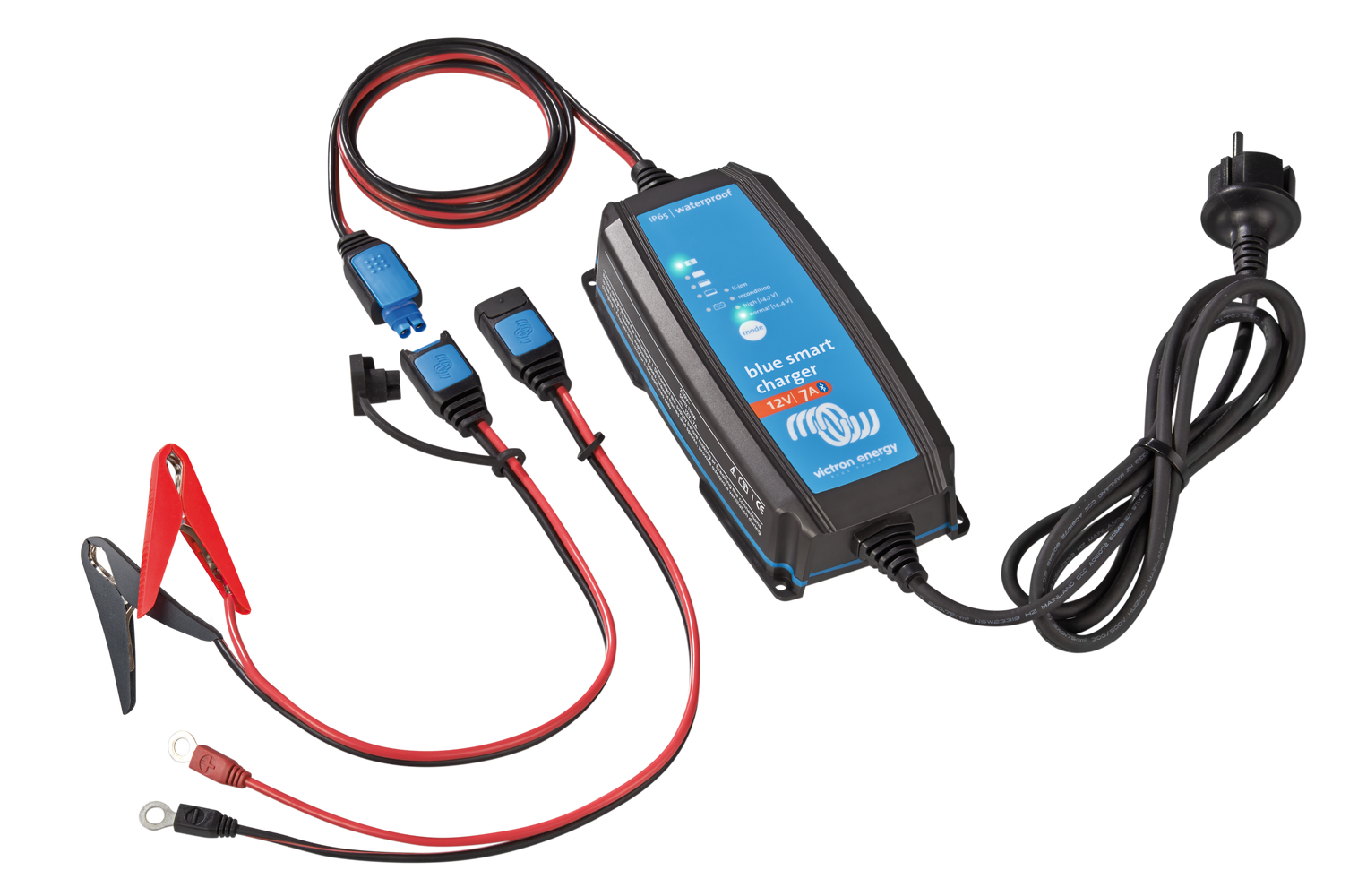 Batterieladegerät Victron Blue Smart 12V/7A 3