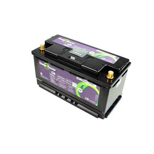 Lithium Batterie CS Electronic 100Ah 6
