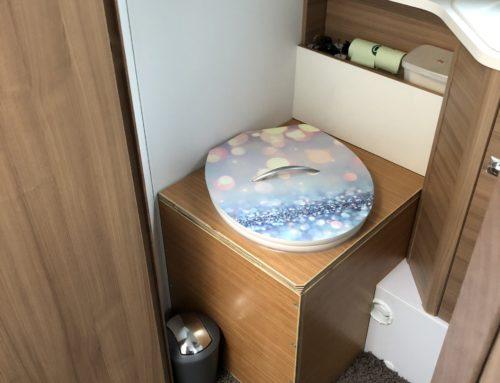 Trockentrenntoilette von Kildwick