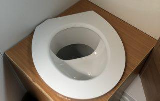 Trockentrenntoilette von Kildwick 2
