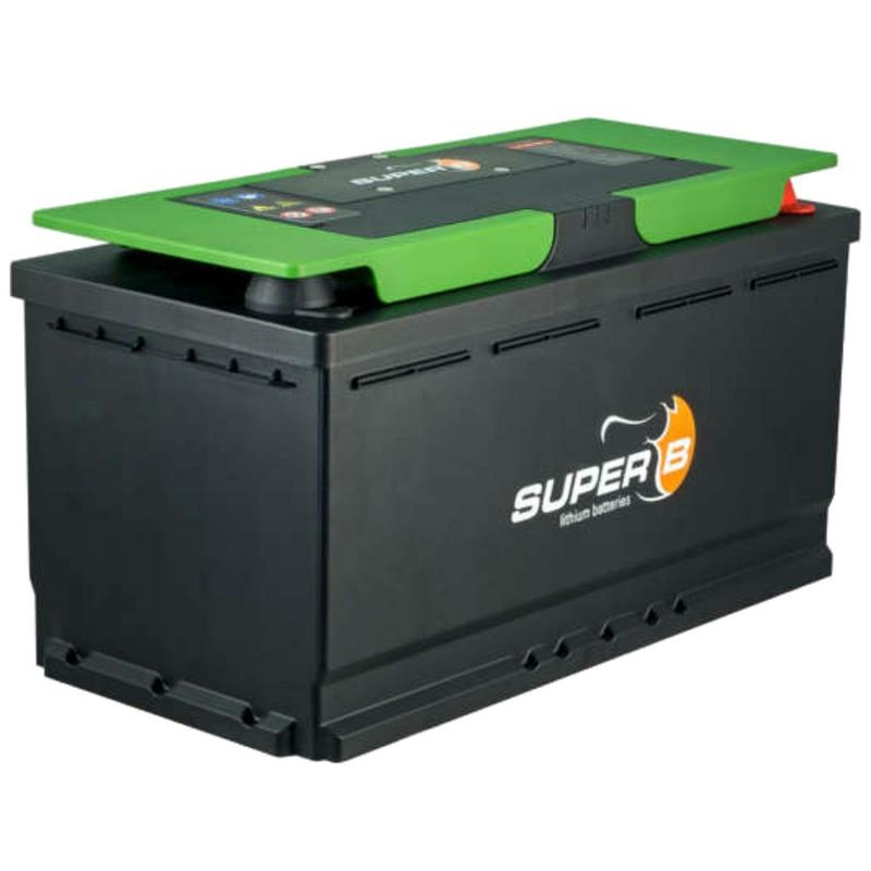Lithium Batterie Super B 12V 90Ah 4