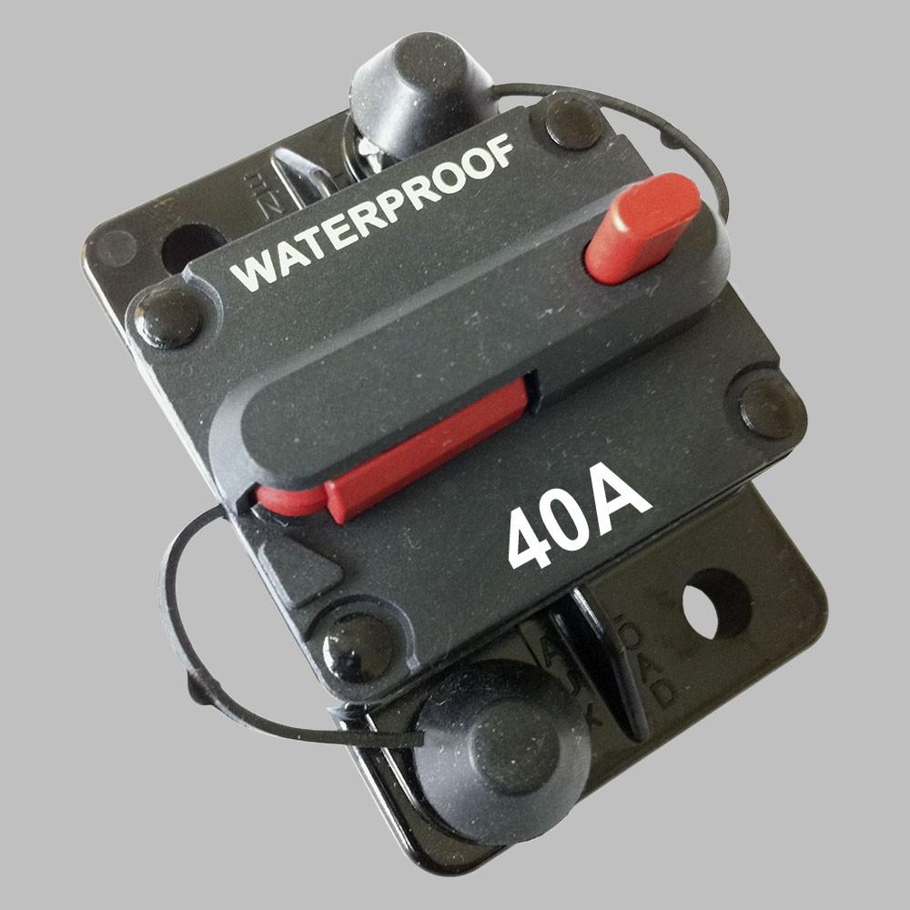40A Sicherungs-Automat mit Resetschalter 6