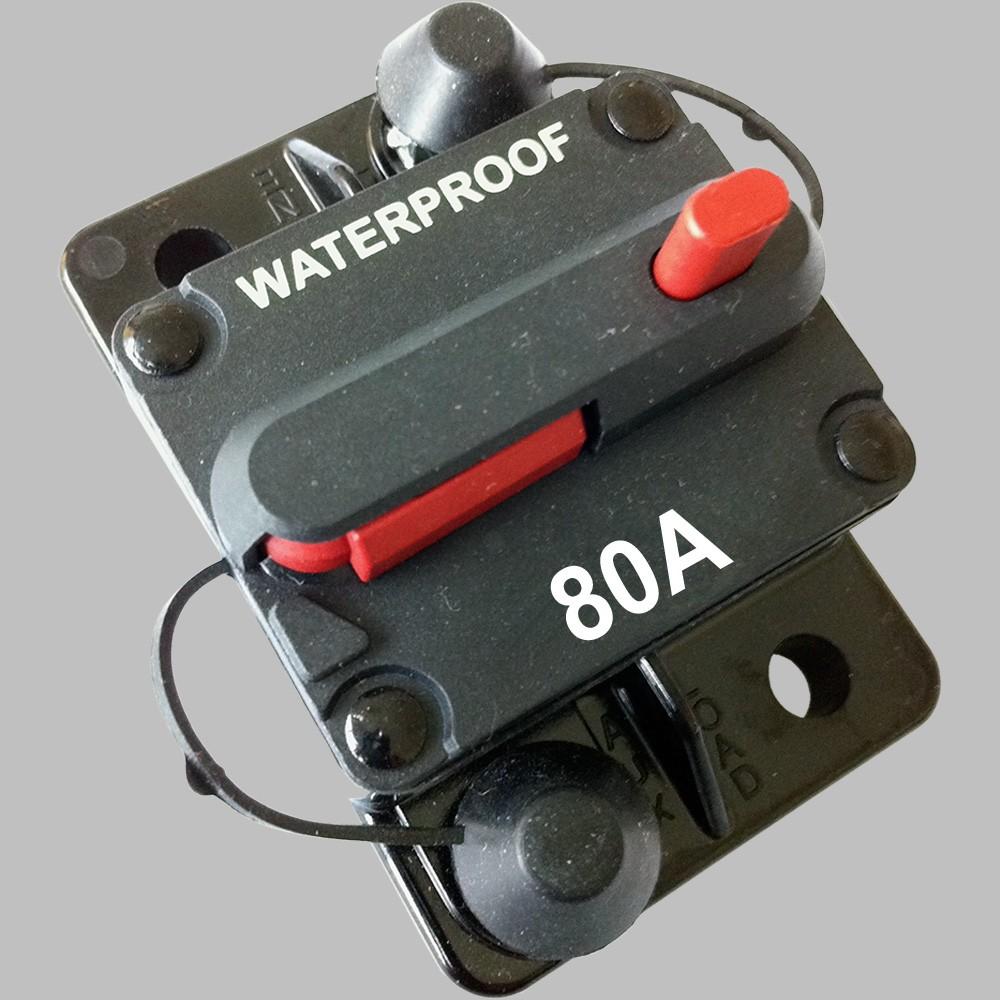 80A Sicherungs-Automat mit Resetschalter 7