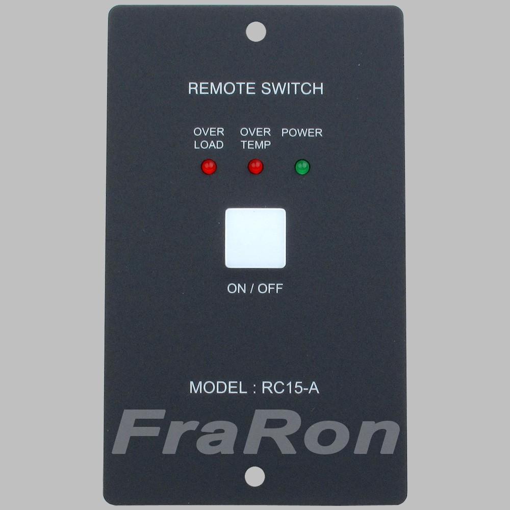 12V Wechselrichter reiner Sinus 2200W mit Fernbedienung 3