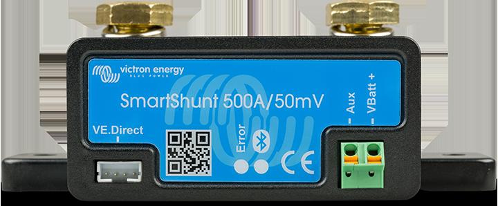 Victron Energy SmartShunt 500A 8