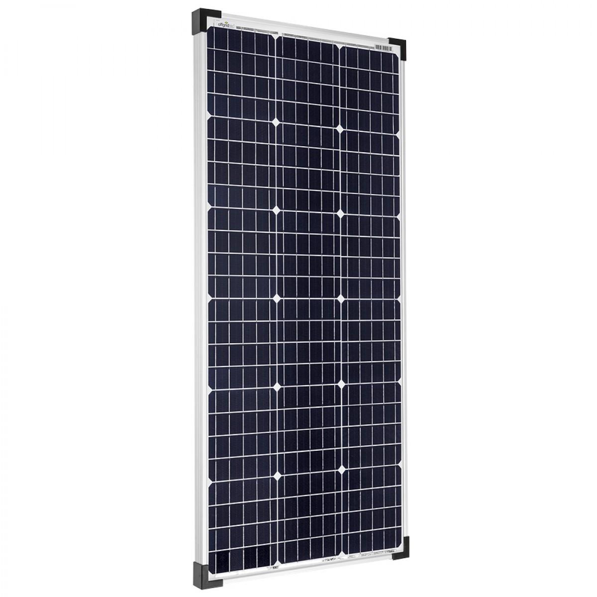 Offgridtec Solarmodul 100Wp 36V 1